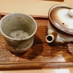 99617979 - ほうじ茶。