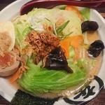 六本木らーめん 東京食品 まる彦 - 写真2