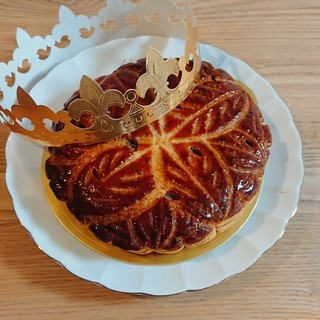 アングランパ - 料理写真:ガレット・デ・ロワ¥2,160