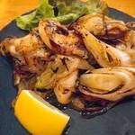 ナイーズ - 牡蠣の塩バター焼き