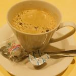 ジュリエッタ - ホットコーヒー(ドリンクセット)