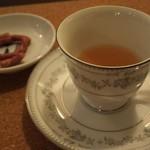 升階茶寮 - ドリンク写真:白牡丹