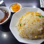 中国料理 登龍 - 料理写真:チャーハン並(580円)