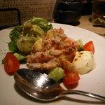 AGARU - ずわい蟹たっぷり自家製ポテトサラダ