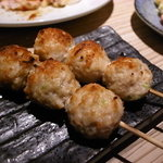 AGARU - 炭火串焼き つくね(塩)