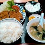 オーモリラーメン 新井店