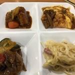 山麓館農場レストラン - 料理写真: