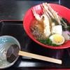 うどん豊前屋 官べえ - 料理写真:官兵衛火薬うどん ¥770