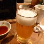 牛肉卸問屋直営 焼肉ホルモン八重山おときち - Orion生ビール