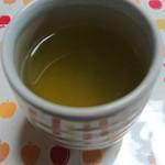森の楽市茶屋 - ドリンク写真:お熱いところを一服(^_^)/