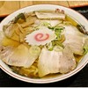 日本橋ふくしま館 ミデッテ - 料理写真:チャーシューメン 850円 クリアな豚骨の旨味がたまらない♪