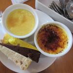 霧島たまご牧場 - 焼きプリン、ブリュレ、パウンドケーキ