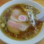 中華そば すわ - 料理写真:中華そば600円