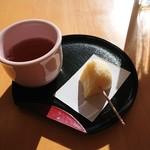 果子乃季 - 料理写真:お・も・て・な・し