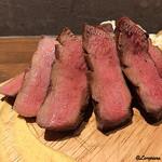 肉バルサンダー - 国産牛熟成牛たん