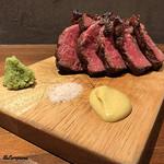 肉バルサンダー - 前沢牛ランプ
