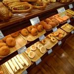 HOKUO - 飾られているパン達2