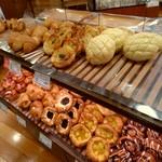 HOKUO - 飾られているパン達3