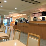 コーヒーサロンタカセ - 1階