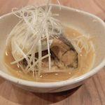 とんかつ小田保 - 鯖味噌