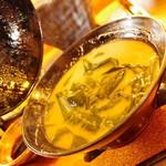活魚 漁ま - 味噌汁