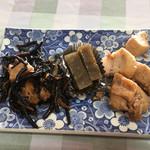 あわび屋 - 銚子のソウルフード海草・ひじき・佃煮 アップ