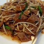 台湾料理 味源 - ニラレバー