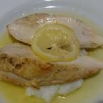 オステリア ルーチェ - 大山鶏のソテー・レモンバターソース1,600円