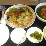 久香亭 - 回鍋肉定食