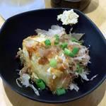 99659823 - 十六豆腐の厚揚げ¥260