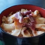 田園 - 料理写真:ほっき飯