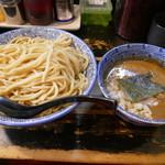 狼煙 - つけ麺特盛990円