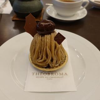 ミュゼ・ドゥ・ショコラ・テオブロマ - 料理写真: