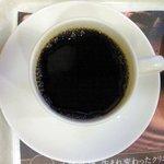 9966350 - ケーキセット 600円 のコーヒー