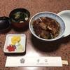 中六 - 料理写真:うなぎ丼 4切れ