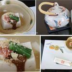 味みしま - 昼懐石2500円。味みしま(愛知県豊田市)昼懐石