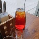 KNOCK - 水代わりの紅茶