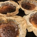 ラス ボカス - バスクチーズケーキ