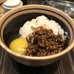 中華蕎麦 三藤 -