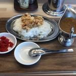 大衆食堂 中華そばとおコメの店 メシケン。 - 料理写真:
