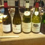 柳家 - 今日飲んだワインとシャンパン