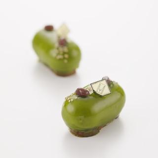 ル ミュゼ ドゥ アッシュ - 料理写真:和茶