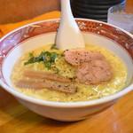 らーめん臺大 - 塩くもたま麺
