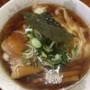 支那そば一麺 - 料理写真:醤油ワンタン麺