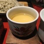 越後の蔵 和心づくし あさひ山 - 茶碗蒸し