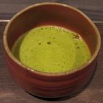 神戸牛ステーキ 桜 - 抹茶
