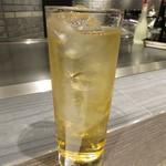神戸牛ステーキ 桜 - ジンジャエール