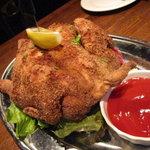 大衆イタリアン MATILDA GINZA - 鶏