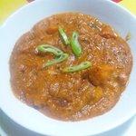 9967930 - 野菜がゴロッと入った野菜カレー