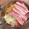 紋 - 料理写真:お好み焼き 豚玉